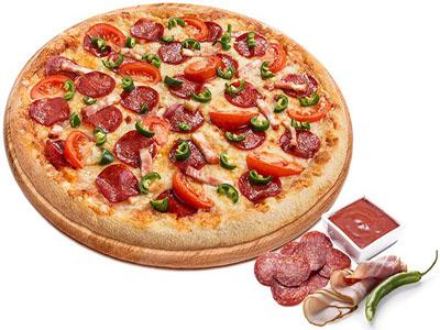 доставка пиццы в Киеве с Dominos