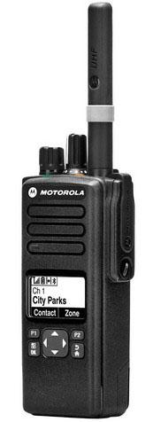 Цифровые радиостанции Motorola MOTOTRBO
