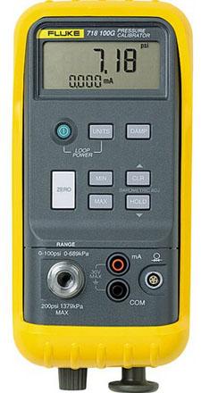 калибратор датчиков давления Fluke 718