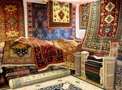 напольные ковры в kovervdom