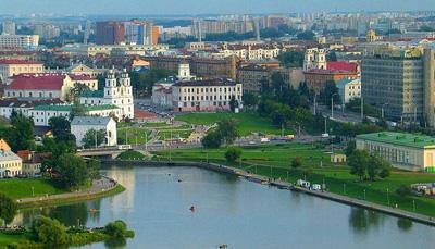 иностранные белорусские учреждения