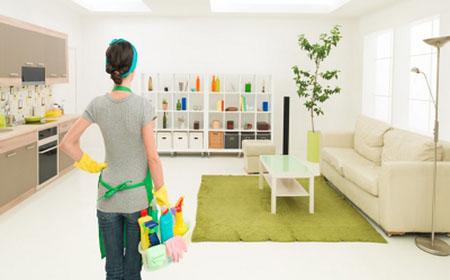 уборка трёхкомнатной квартиры