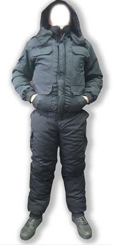 военный магазин зимняя одежда