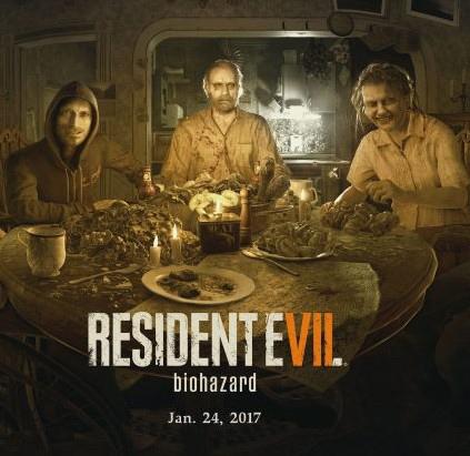 Купить Resident Evil 7 PS4 Киев