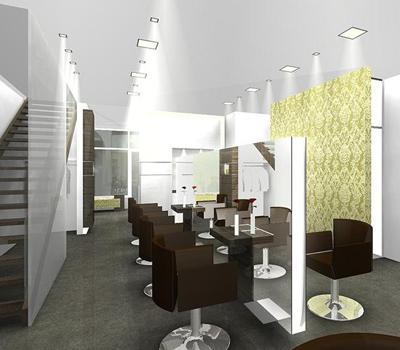 проектирование и создание дизайн-проекта салона красоты