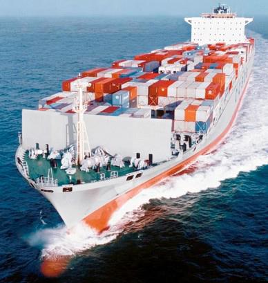 морские контейнерные перевозки грузов из США в Россию
