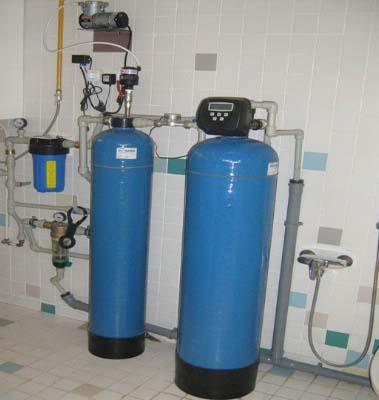 очистка воды из скважины в частном загородном доме