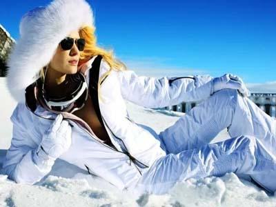 горнолыжные женские куртки
