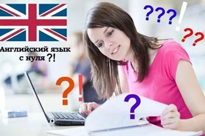 английский язык начинающий курс