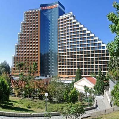 гостиницы в Дагомысе