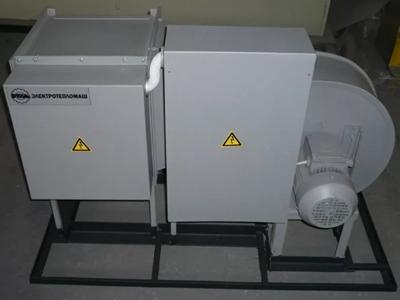 электротепловентиляторы ТЭВ-Ц