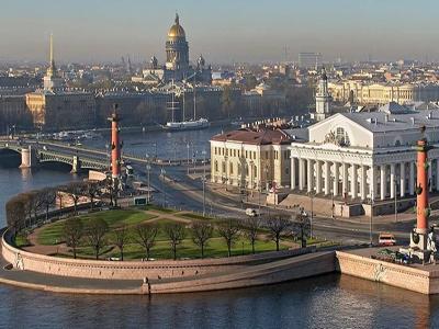 автобусные туры в Санкт Петербург