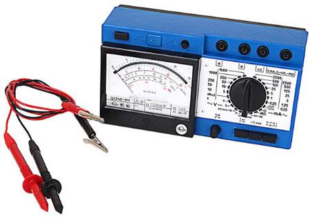 прибор электроизмерительный многофункциональный Ц4342М1