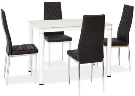стеклянные столы Galant