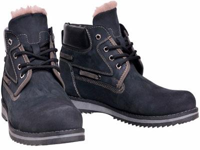 купить мужские зимние ботинки