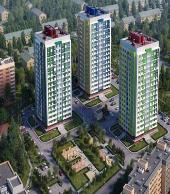 новостройки в Нижнем Новгороде