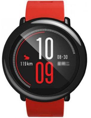 смарт часы Xiaomi Huami Amazfit Sport SmartWatch Red