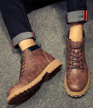приобрести мужскую зимнюю обувь недорого