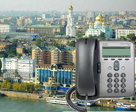 телефоны Ростова