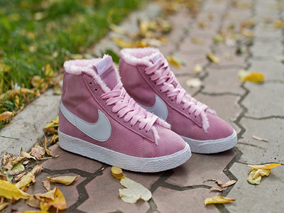 женские кроссовки Nike Blazer