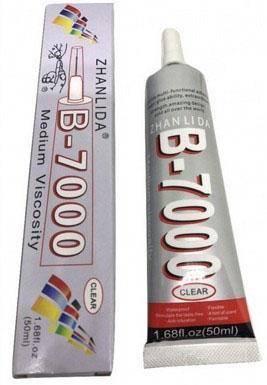 клей для тачскрина b7000