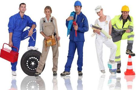разряды рабочих профессий