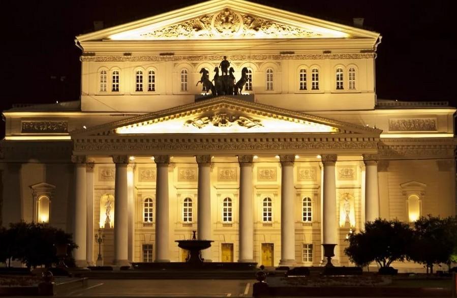 купить билеты в Большой театр в Москве
