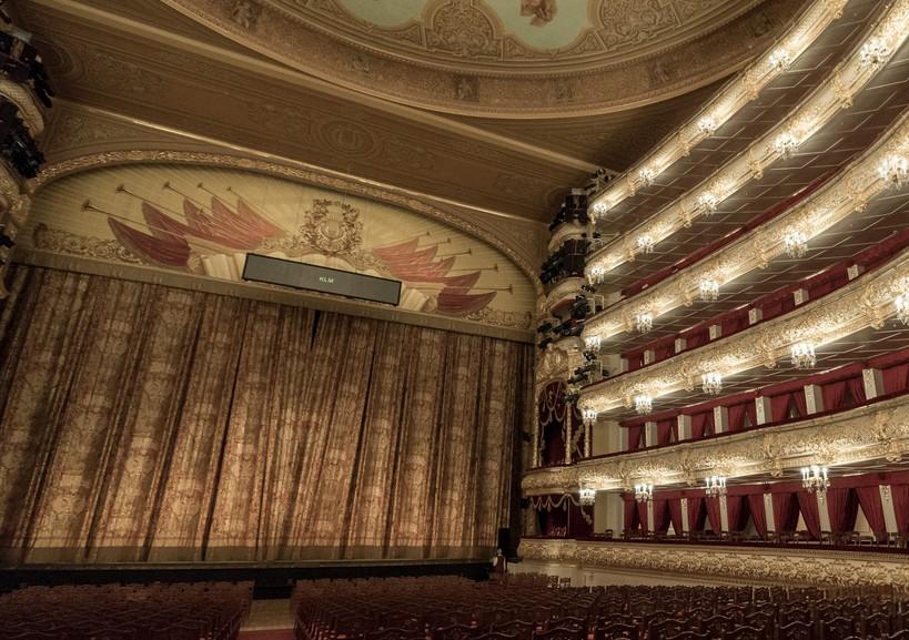 купить билеты в Большой театр в Москве с гарантией