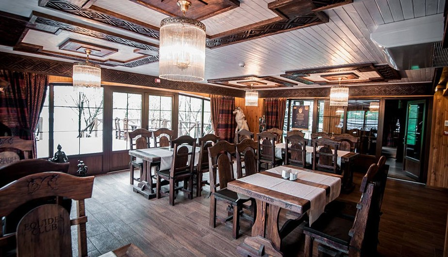 загородный ресторан Киев