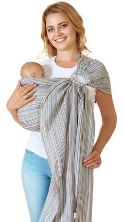 слинги для переноски новорожденных и детей