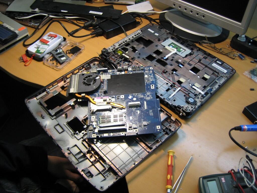 курсы по ремонту ноутбуков