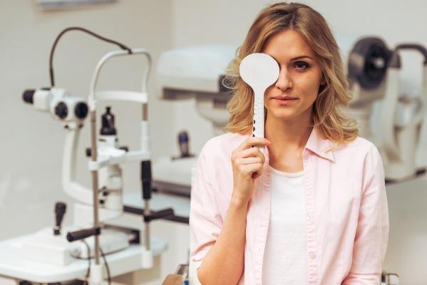 Прием офтальмолога в Глазцентр