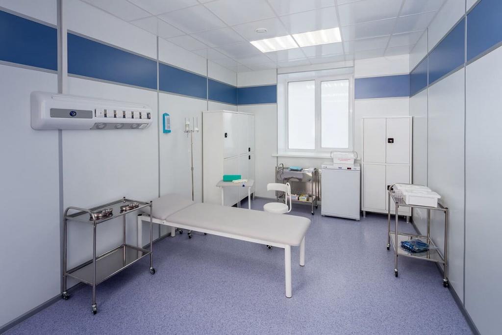 мебель в медицинском кабинете