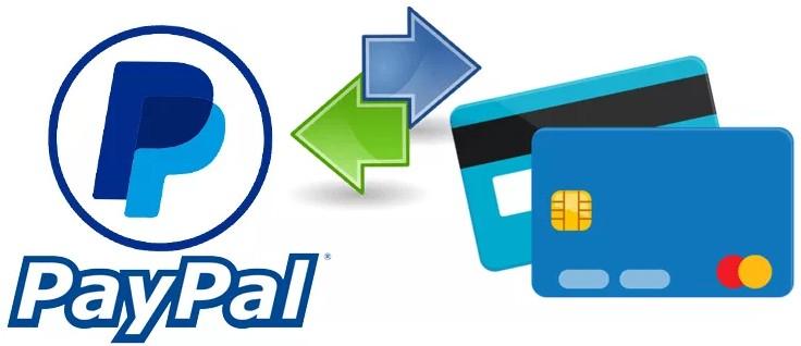 обналичивание личных средств с PayPal в Украине