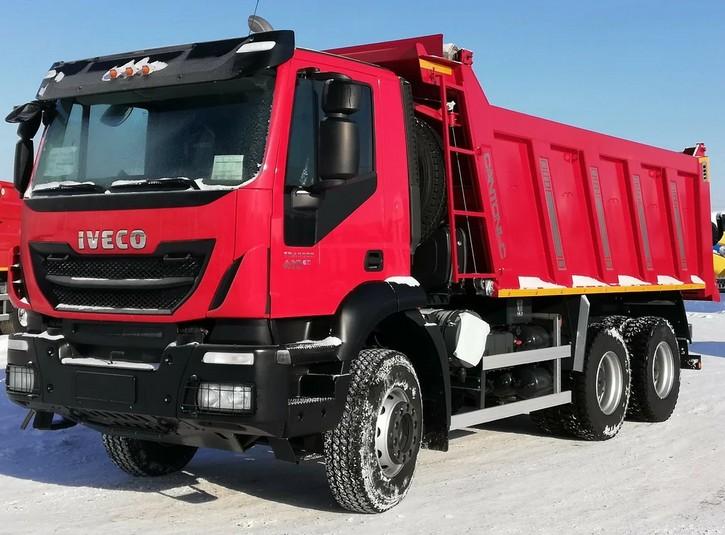 грузовики Iveco Trakker