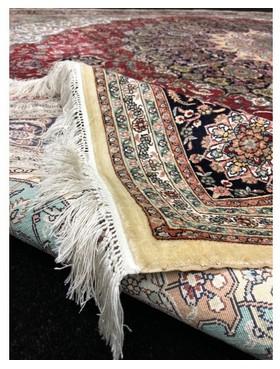 ковры из шерсти