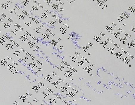 технический перевод китайского языка