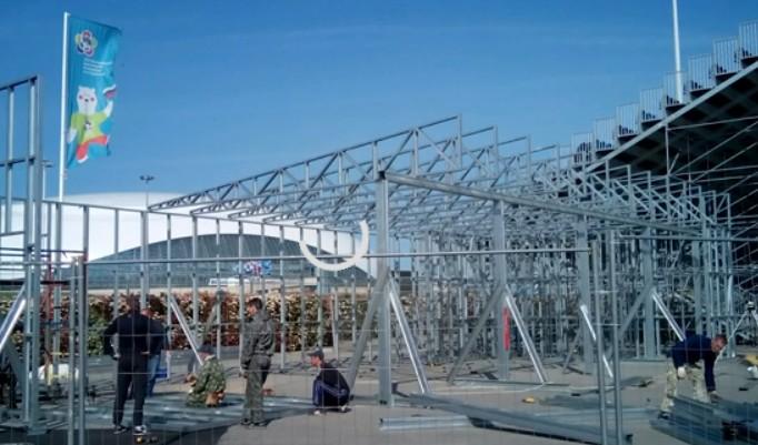 тонкие стальные тонкостенные конструкции ЛСТК