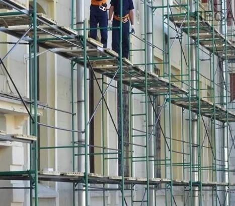 рамные строительные леса в Минске