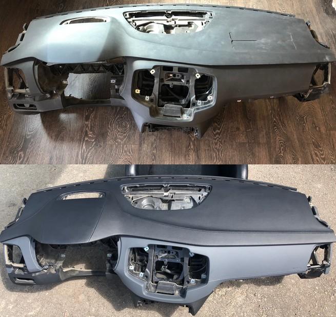 ремонт подушки безопасности пассажира