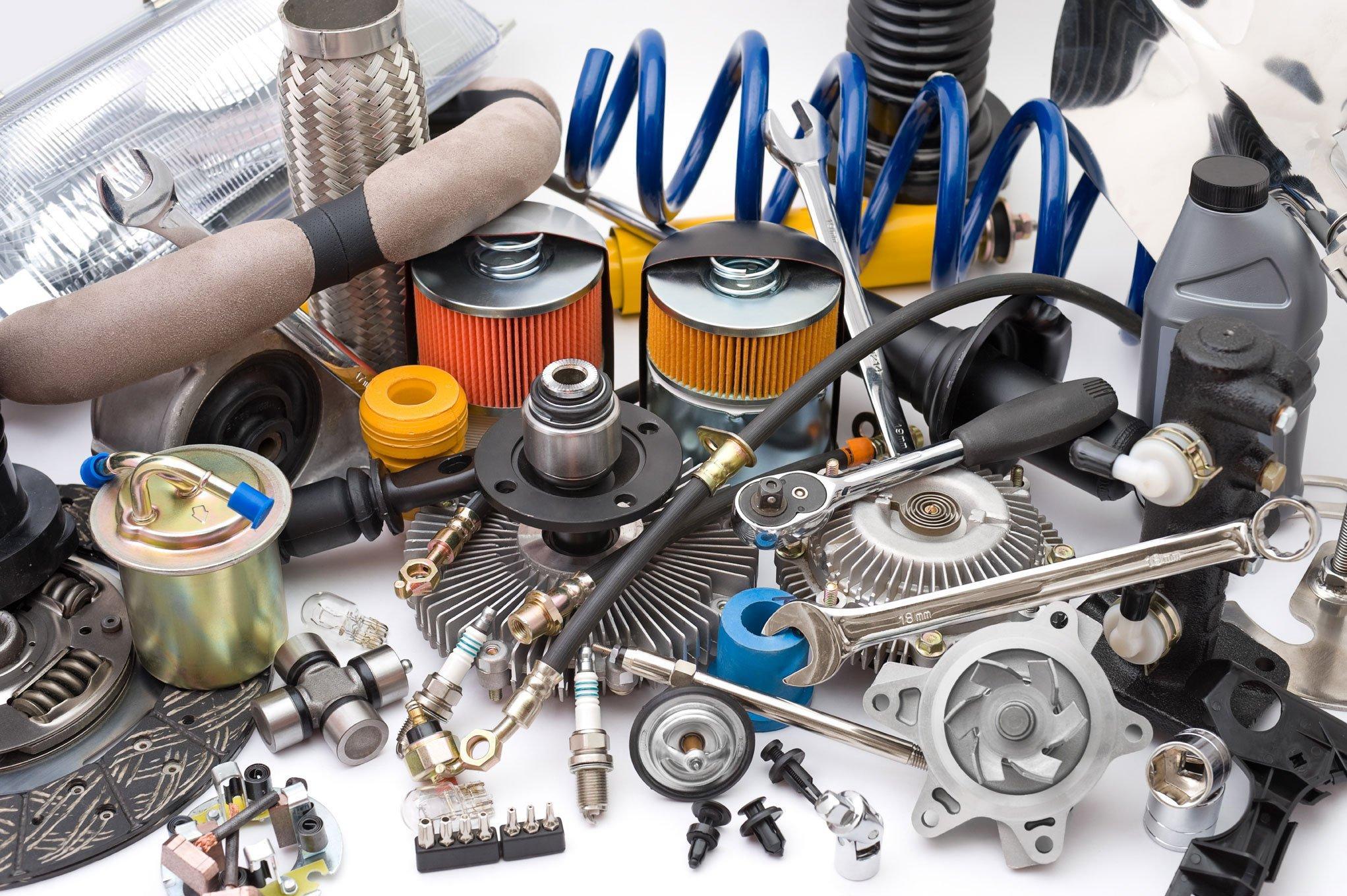 запасные части и расходные материалы для автомобилей и сельхозтехники