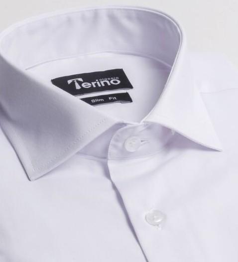 купить мужскую однотонную рубашку