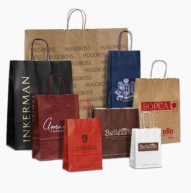 купити паперові крафт-пакети