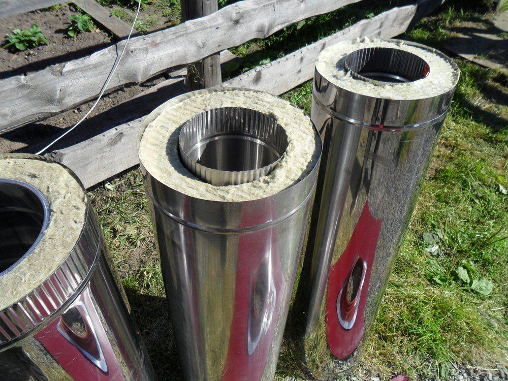 дымоходные трубы
