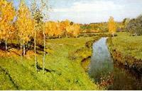 И.И. Левитан - Золотая осень