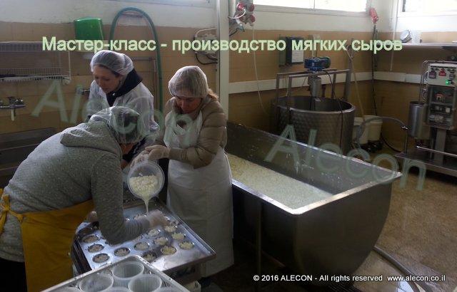семинар по производству сыра
