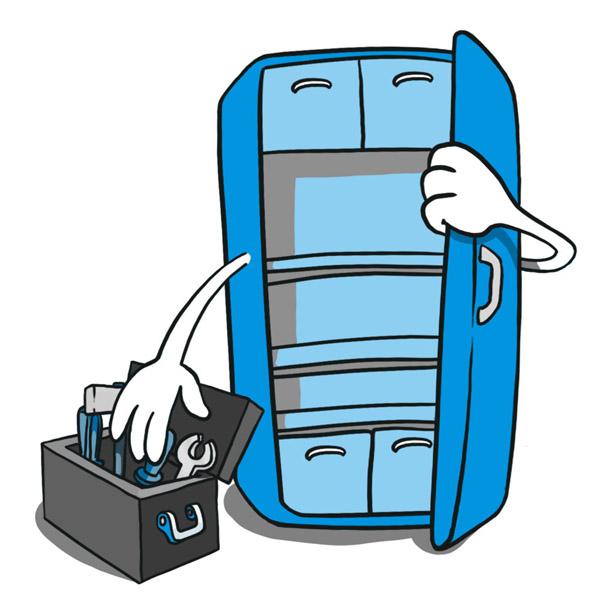Ремонт холодильников на дому Уфа