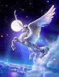 Единороги - сознательный «Дух» проекции животного мира и разумного человечества