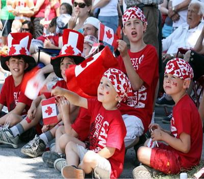 Обучение в средней школе в Канаде - это реально