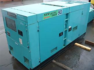 Дизельный генератор Denyo новой серии DCA